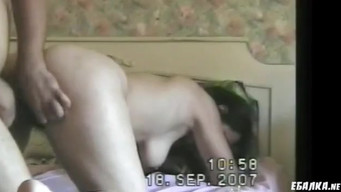 Russian homemade porn mid-2000s from St. Petersburg