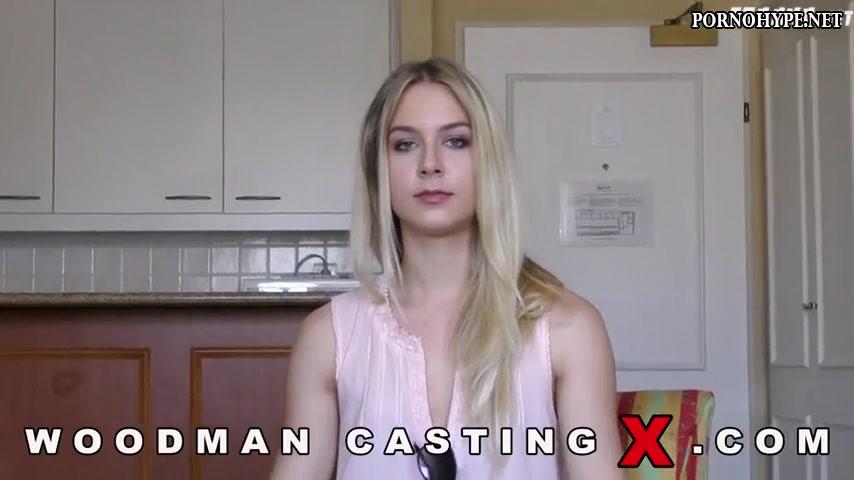 Russian Porn Casting Woodman