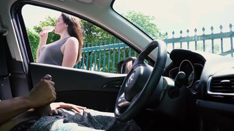 Road Auto Trip Masturbation Masturbation Road