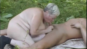 The mushroom trip ended in fucking between the son-in-law and the mother-in-law
